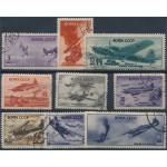Sovjet 1014-1022 stämplade