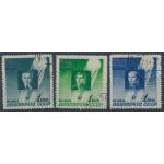 Sovjet 892-894 stämplade