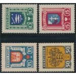 Estland 109-112 *