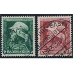 Tyska Riket 569-570y stämplade