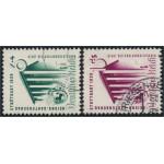 Tyska Riket 692-693 stämplade