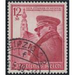 Tyska Riket 691 stämplad
