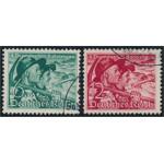 Tyska Riket 684-685 stämplade