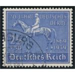 Tyska Riket 698 stämplad