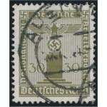 Tyska Riket D153 stämplad