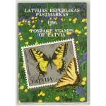 Lettland ** årssats 1996