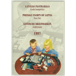 Lettland ** årssats 1997