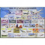 100 olika flyg