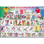 100 olika fotboll