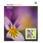 Sverige årssats 2012