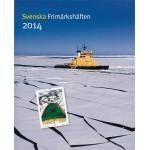 Sverige Postens årssats häften 2014
