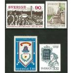 Sverige ** 1088-1091