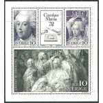Sverige ** 1705-1707