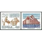 Sverige ** 1857-1858