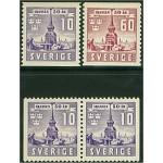 Sverige ** 330-331