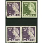 Sverige ** 370-371