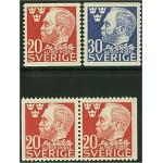 Sverige ** 372-373
