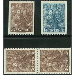 Sverige ** 522-523