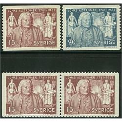 Sverige ** 524-525