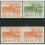 Sverige ** 551-552