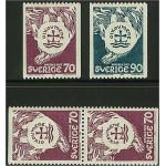 Sverige ** 633-634