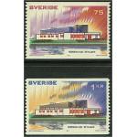 Sverige ** 825-826