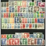 Sverige ** årgångar 1951-59