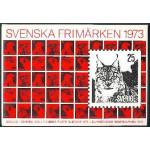 Sverige årssats 1973