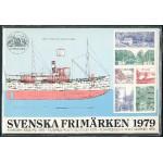 Sverige årssats 1979