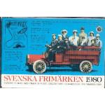 Sverige årssats 1980