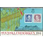 Sverige årssats 1981