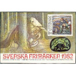 Sverige årssats 1982