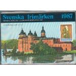 Sverige årssats 1987