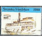 Sverige årssats 1988