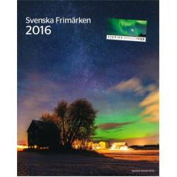 Sverige årssats 2016