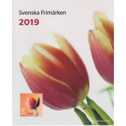 Sverige årssats 2019