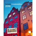 Sverige Postens årssats häften 2016