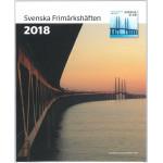 Sverige Postens årssats häften 2018