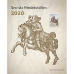 Sverige Postens årssats häften 2020