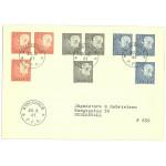 Sverige FDC 1961-03-20