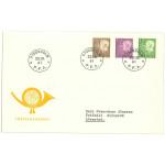 Sverige FDC 1961-10-23