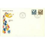 Sverige FDC 1962-07-02