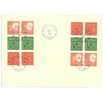 Sverige FDC 1966-04-18