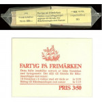 Sverige H182 ** i originalförpackning