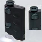 Mikroskop 60-100x i fickformat