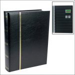 Insticksbok 64 svarta sidor