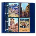 A4 transparenta vykortsblad, 10-pack