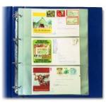 A4 transparenta insticksblad, 10-pack