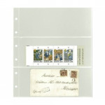 Transparenta blad, 10-pack