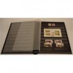Insticksbok 32 svarta sidor